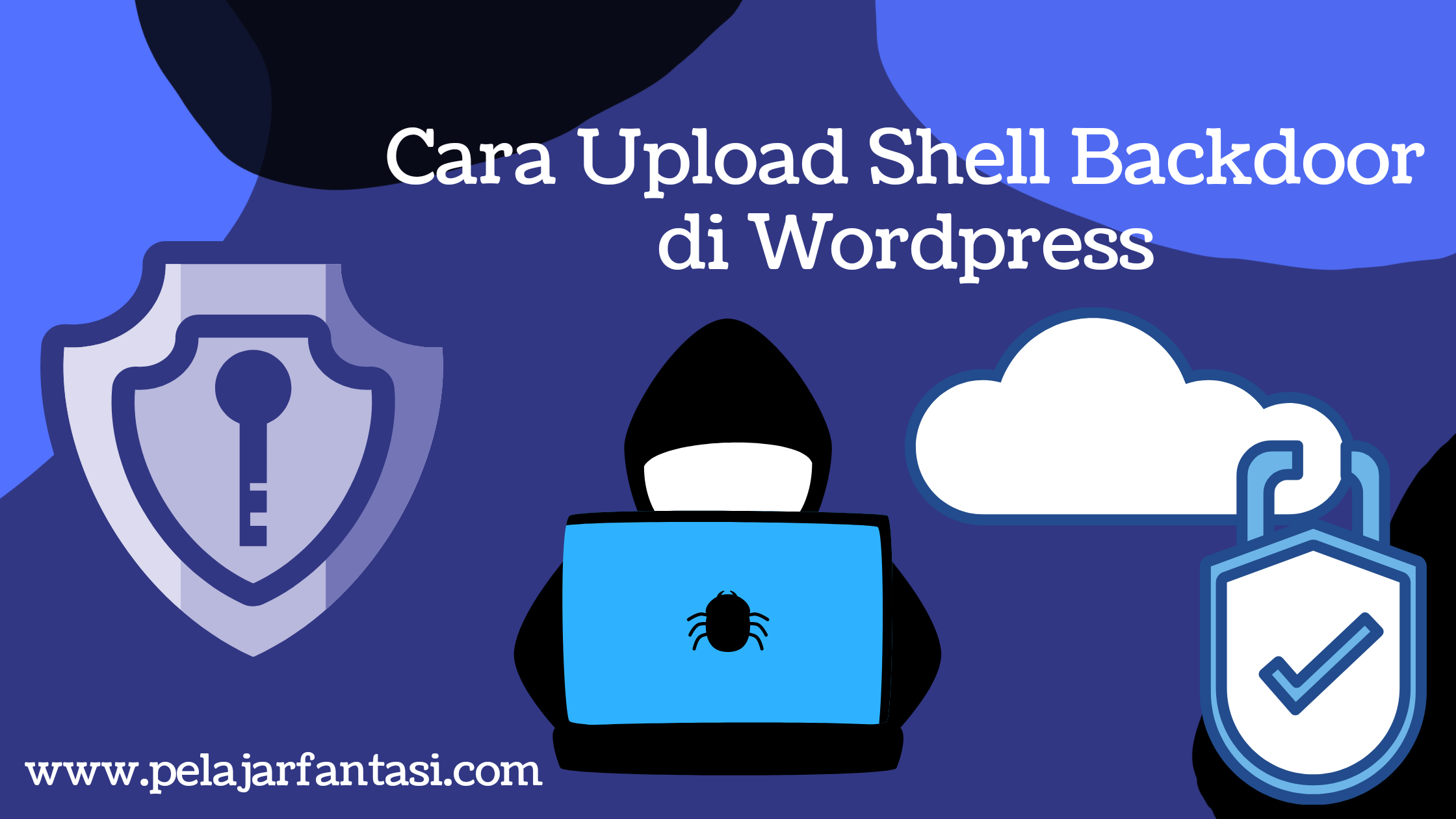 Cara Upload Shell Backdoor di WordPress Tanpa Plugin