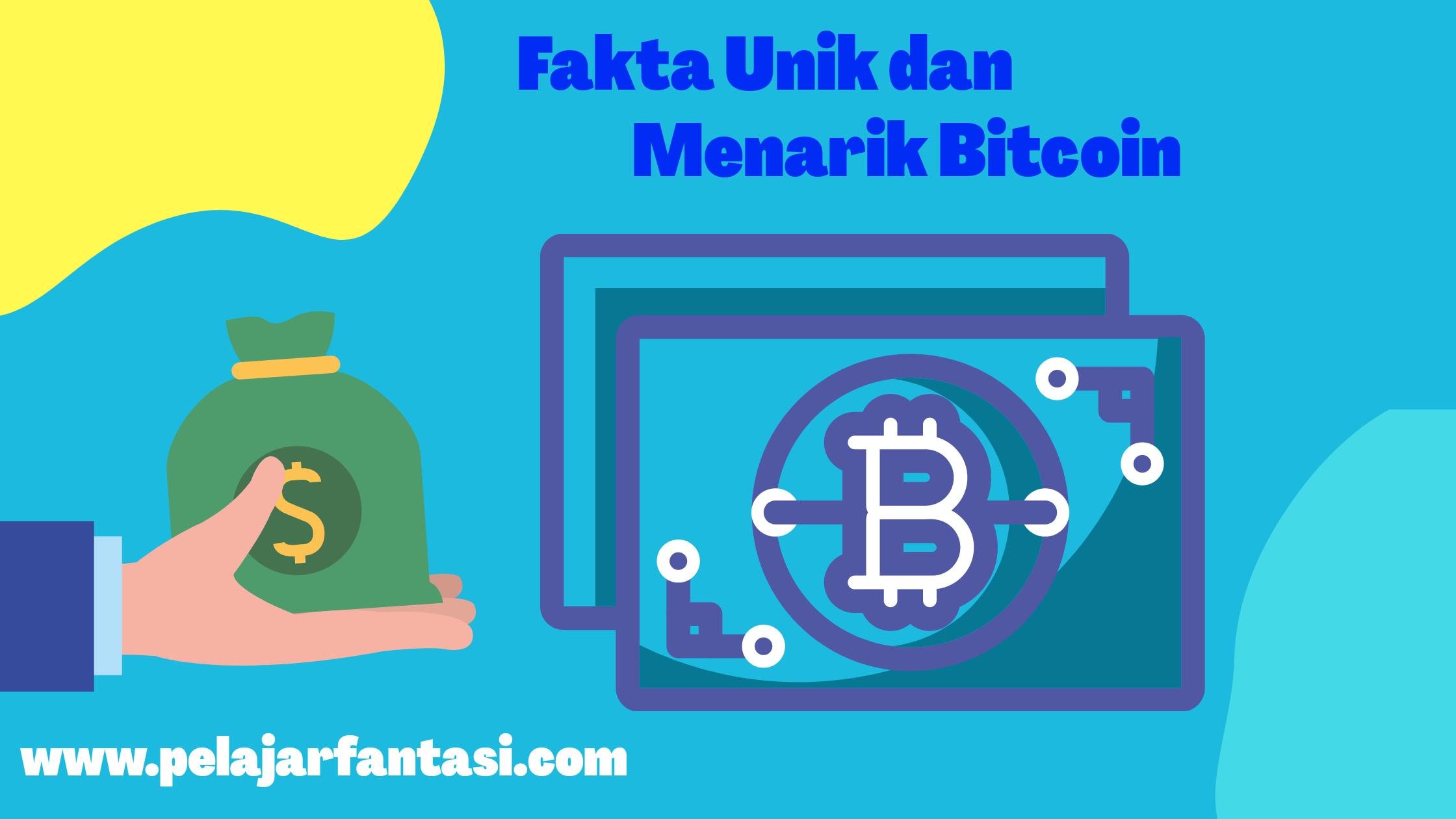 4 Fakta Unik dan Menarik pada Bitcoin (BTC)