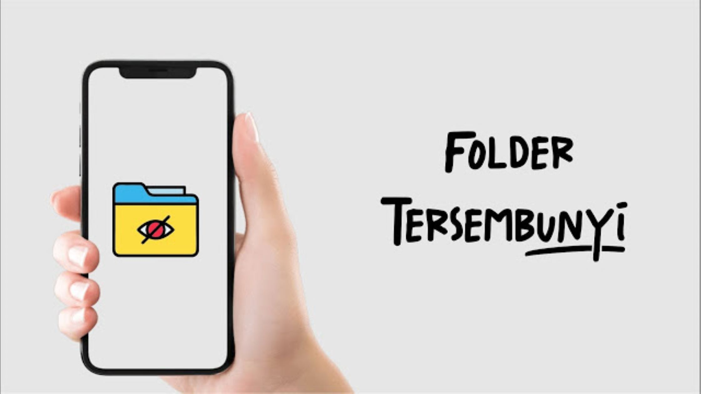Beginilah Cara Membuat Folder Tersembunyi di Android