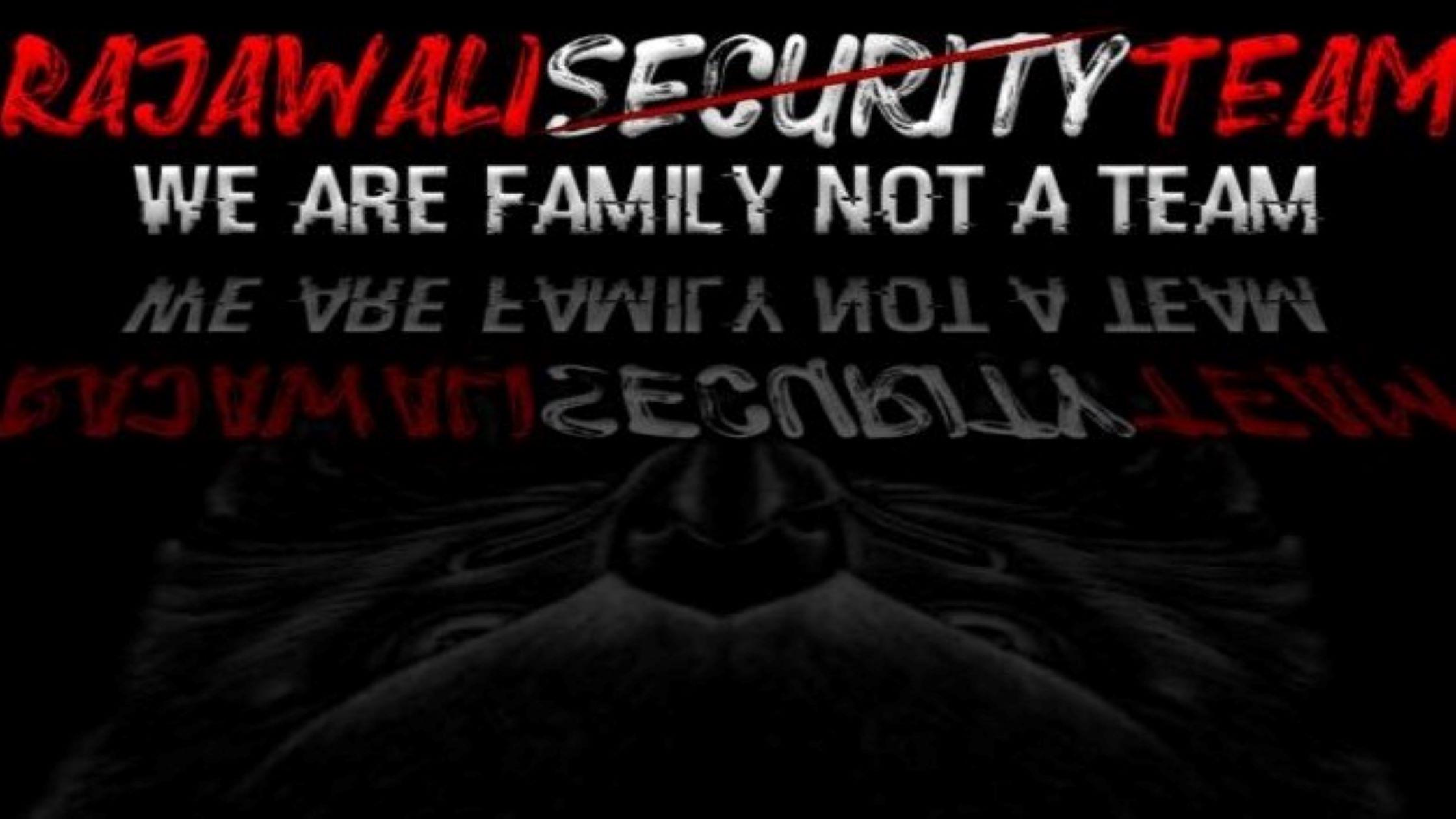 Sejarah Berdirinya Komunitas Rajawali Security Team